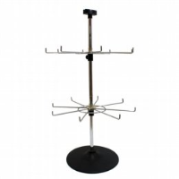 Desktop Lanyard Storage Tree Stands