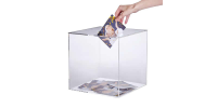 Acrylic Ballot Boxes For Conferences
