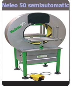 Spiral Stretch Wrapping Machines
