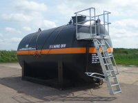 Storage Tanks For Short Term Hire