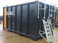 Open Top Storage Tanks For Short Term Hire
