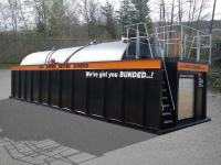 Bunded Storage Tanks For Long Term Hire