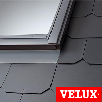 VELUX EDN 0000 Recessed Slate Flashing (All Sizes)