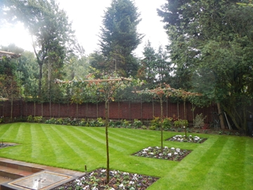 Soft Landscaping Stand-Alone Project Services
