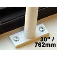 Window Security Bars - Reveal Fix - Telescopic Adaptabar 30 to 42 inches (762-1067mm)