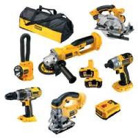 Datatag Power Tool Security Marking Pack