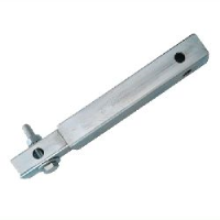 Vialux 25x25mm Mirror Fixing Extension Section