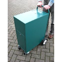 Cash Collection Trolley - model SC CTR01