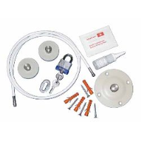 Budget Cable Pack - 2 items to Budget wall anchor (1.45m cable)