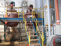 Large Production Chemical Manufacturing Solutions