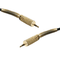 10m Heavy Duty 3.5mm Stereo Jack to Jack 6.35mm