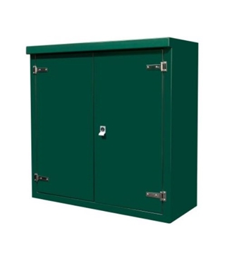 Double Door GRP Electrical Cabinets D2