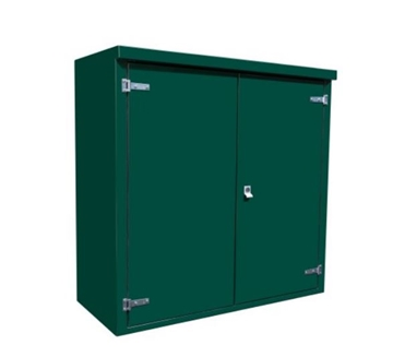 Double Door GRP Electrical Cabinets D3