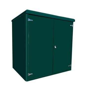 Bespoke To Order Double Door GRP Electrical Cabinets