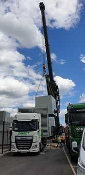Satellite Tracked Haulage Services With Tracking Service In Bedfordshire