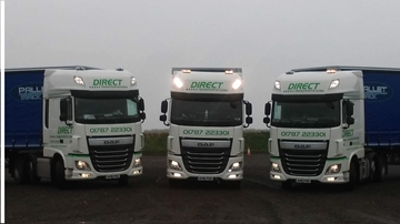 Fully Tracked Transport Courier Services In Buckinghamshire