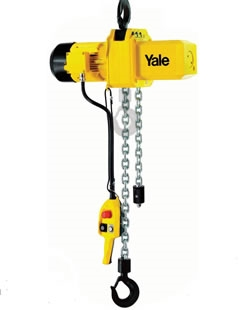 Lifting Equipment Hire in Yorkshire