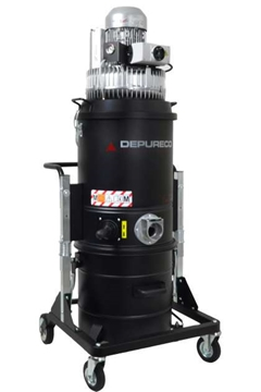 Three-Phase Industrial Dust Collector