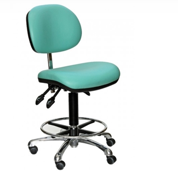 Upholstered Laboratory Chairs