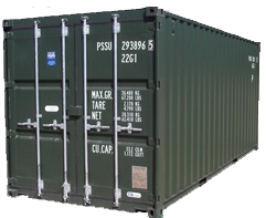 Industrial Containers for Hire in Durham