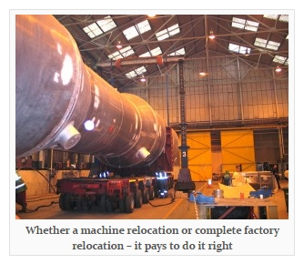 Factory Plant Removals