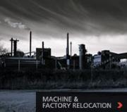 Factory Relocation Specialists