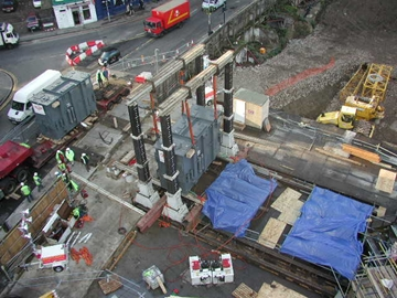 Civil Engineering Jacking Systems