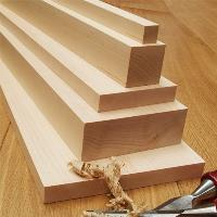 Planed All Round Canadian Maple Timber