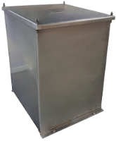Ex nA Battery Enclosures Free Standing