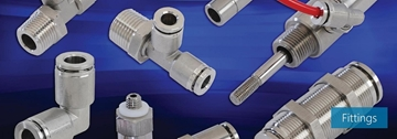 High Pressure Dual Seal Fittings