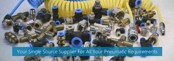 Cost Effective Pneumatic Components For Industrial Applications