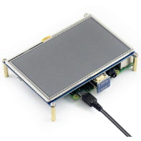 5 Inch HDMI Touch Screen