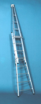 2.5m Long Window Cleaning Ladders