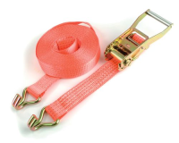 Ratchet Straps with Claw Hooks - 4 Tonne