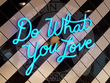 Long Lasting Neon Signs for Cafes
