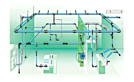 UK Leading Experts Of Compressed Air Piping