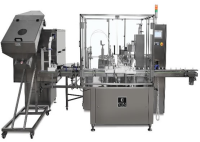 Complete Oil Filling and Capping Machines
