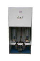 Air Distribution Systems With Pressure Gauges