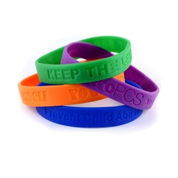 Supplier Of Promotional Wristbands