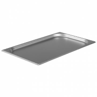 1/1 Gastronorm 20mm Deep stainless steel food containers and pan