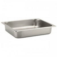 1/2 Gastronorm 150mm Deep stainless steel food containers and pan