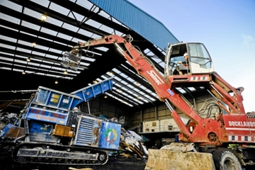 Industrial Waste Collection Services
