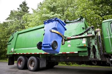 Commercial Waste Collection Services In London