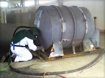 Protective Industrial Coating Services