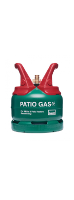 Calor Gas patio 5Kg Refill in Newcastle upon Tyne