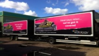 Campaign Banners For Truck Advertising Solutions