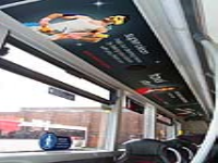 Advertising Graphics For Inside Buses