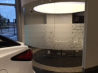 Etched Glass Effect Window Films