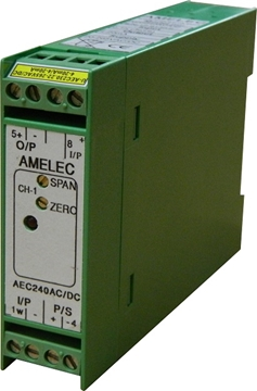 AC Current or Voltage Transmitter/Isolator