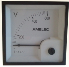 AC Moving Iron Ammeters